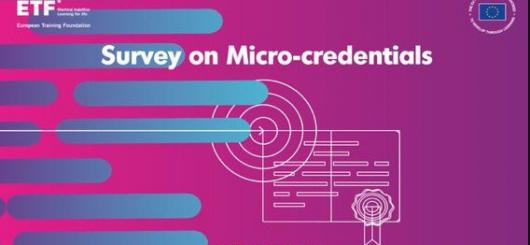 ETF raziskava o mikrokvalifikacijah #skills4change
